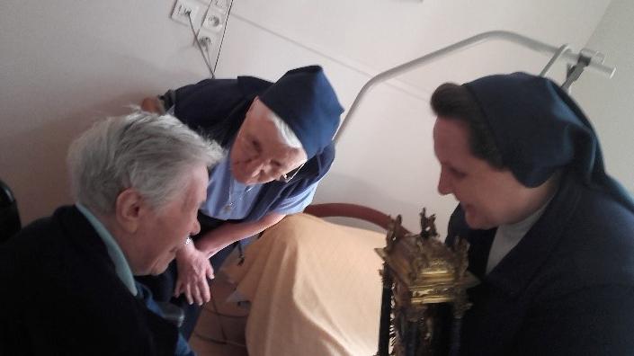 Pèlerinage du cœur de St Vincent de Paul   4 et 5 octobre 2017 à Montolieu