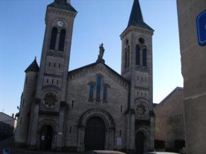 Chapelet pour les vocations @ Eglise St Jean-Baptiste (Verdun-France)