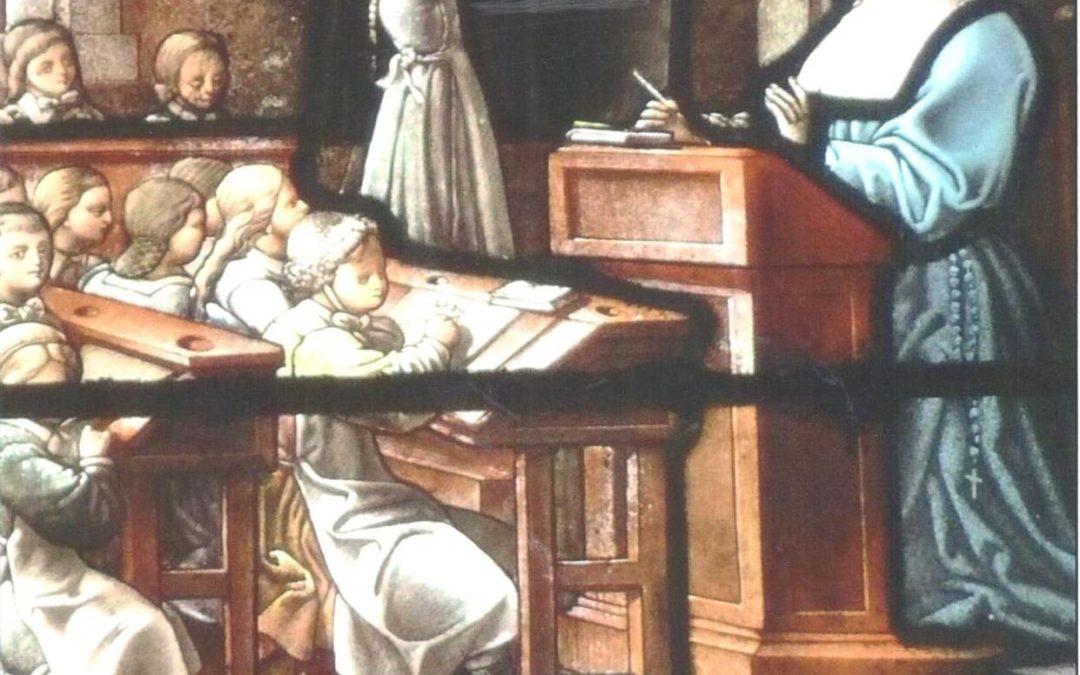 Vincent de Paul et Louise de Marillac envoient deux Filles de la Charité à BERNAY
