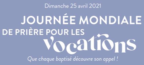 Commission Pastorale des vocations – Journée mondiale de prière pour les vocations