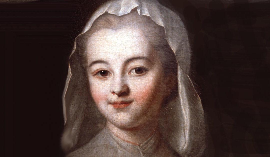 Baptême de Marguerite Naseau