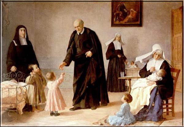 Solennité de saint Vincent de Paul (Témoignage)